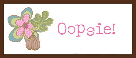Oopsie